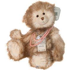 Suki Teddy Bear Jessica - Silver Tag Bear - Collection 3