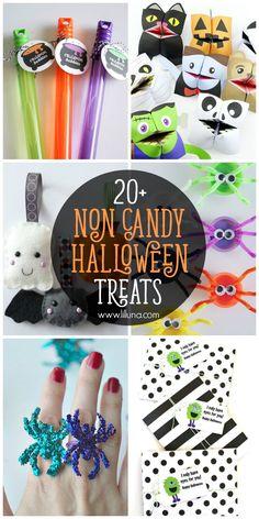 20+ Non Candy Hallow