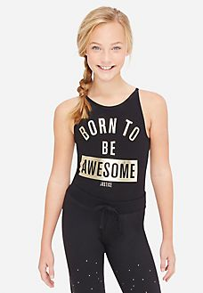 Born Awesome Bodysuit