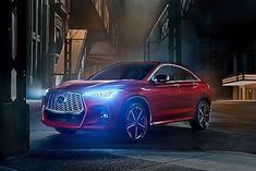 The All-New INFINITI QX55*: Scroll-Stopping Style for the Real World Infiniti Usa, Impala Car, Lowrider Bicycle, Nissan Patrol, Luxury Suv, Car And Driver, Luxury Branding, Vehicles, List Style