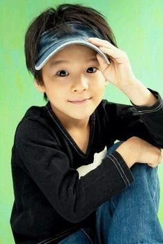 Jeno SR14B when he was a child...