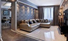 Дизайн интерьера гостинной в стиле Traditional #Vizantiya #design #interior #Traditional