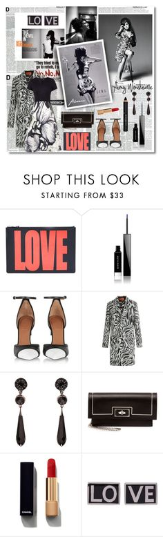"""Amy Winehouse"" by lacas ❤ liked on Polyvore featuring Amy Winehouse, Givenchy, Missoni, Chanel and AmyWinehouse"