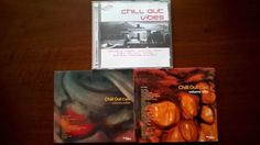 Stock CHILL OUT MUSIC 3 CD Italy Irma Cafe vol 7 8 Padilla Orb Talvin Singh