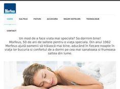 Giuliaconfort.ro - Giulia Confort / Reprezentanta Morfeus