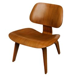 Herman Miller LCW designed by Charles Eames