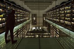 Renata Ortiz - Interior Design: Biblioteca Antonio Castro Leal no México por BGP Arquitectura.