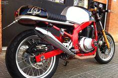 #Suzuki GS500 by Free Kustom Cycles