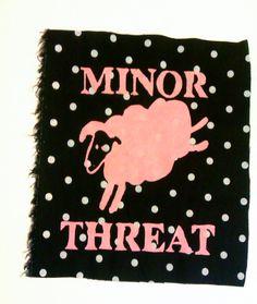 minor threat patch