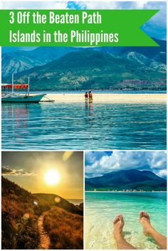 Three Off the Beaten Path Islands to Add to Your Philippines Hopping Tour