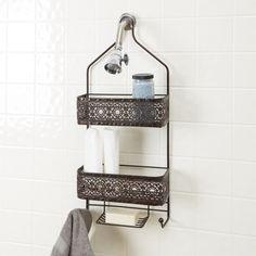 Best Of Shower Caddy Over towel Bar