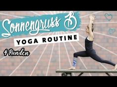 Yoga Sun Salutation B Beginners Routine Ohm Yoga, Yoga Bewegungen, Yoga Pilates, Yoga Routine, Stretch Routine, Yoga Salutation Au Soleil, 30 Tage Yoga Challenge, Vinyasa Yoga, Tag Youtube