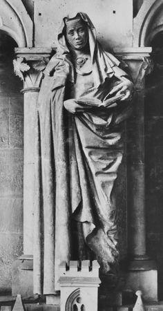 De abdis Gepa ~ ca. 1250-1275 ~ Dom, Naumburg