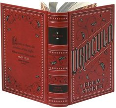 Dracula (Barnes & Noble Leatherbound Classics Series) $10.80