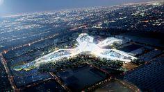 Dubai Wins World Expo 2020 Bid with HOK-Led Master Plan