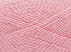 King Cole baby comfort 4ply knitting yarn wool 100gm ball pastel pink acylic/nylon new by Bobbinswool on Etsy
