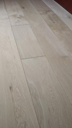 Untreated 'Country' 180mm x 14mm thick floorboards