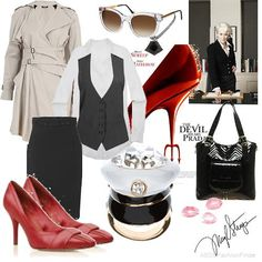 The devil wears Prada! | Women's Outfit | ASOS Fashion Finder