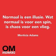 Normaal is een illusie. Passend onderwijs.