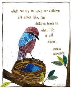 Children teach us#Repin By:Pinterest++ for iPad#