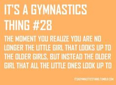 im the highest level at my gym but oldest Gymnastics Funny, Gymnastics Problems, Gymnastics Videos, Gymnastics Coaching, Gymnastics Workout, Gymnastics Pictures, Rhythmic Gymnastics, Gymnastics Stuff, Gymnastics Sayings