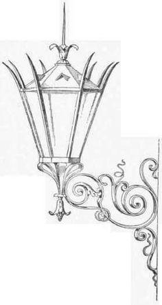 Лампы и кронштейнами 214