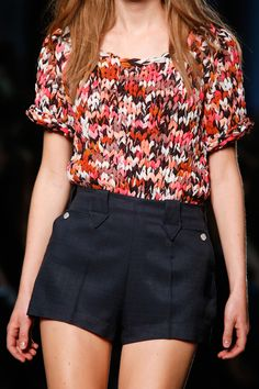 Paul Smith - Knitted top with shorts