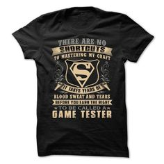 GAME-TESTER - Super - #gift for friends #gift table. OBTAIN LOWEST PRICE  => https://www.sunfrog.com/No-Category/GAME-TESTER--Super.html?id=60505
