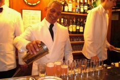 #irresistiblyitalian  When in Venice - Harry's Bar is a MUST!! Harry's Bar, Venice... Home of the Bellini