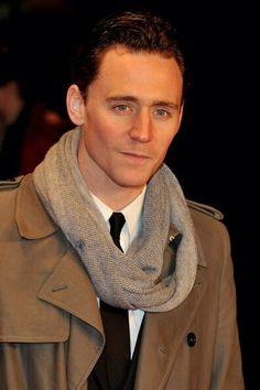 So handsome =) Tom Hiddlestone