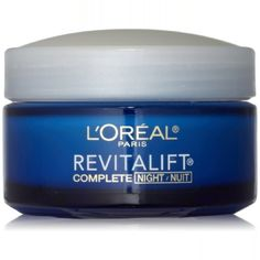 The Ten Best Drugstore Retinol Creams//#10 L'Oreal Paris Revitalift Deep-Set Wrinkle Repair Night Cream