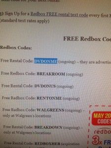 Free Red Box Codes- They work
