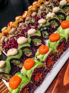 Need A Little Motivation? : TheBERRY Food Vegans, Vegans Travel, Wedding Food, Vegetarian Sushi | Recipes