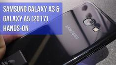 Samsung Galaxy A3 & Galaxy A5 (2017) Hands-on https://www.youtube.com/watch?v=tsa41h4rlts