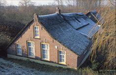 Schoonrewoerd, boerderij aan de Diefdijk