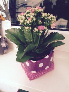 Flowers Home <3 - Korbis kreatives Stübchen - flower, Blume, nähen, sewing, Körbchen, Schnittmuster