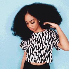 Natural Hair — @curlgenetics