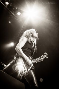 Tommaso Barletta - Burning Rain - Live at Frontiers Rock Festival - Copyright © 2015 www.tommasobarletta.com