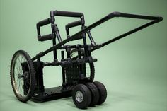 Rickshaw | Steadicam Operator | Alan Glover