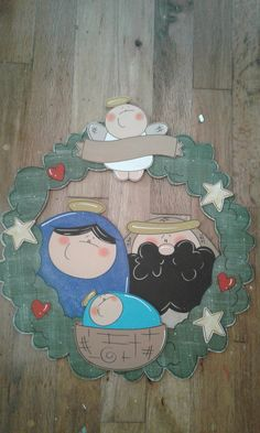 In this DIY tutorial, we will show you how to make Christmas decorations for your home. The video consists of 23 Christmas craft ideas. Nutcracker Christmas, Christmas Nativity, Christmas Wood, Christmas Time, Christmas Crafts, Xmas, Christmas Ornaments, Nativity Painting, Christmas Gift Decorations