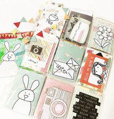 Creative Creations by Andrea Gomoll | Pocket Letter Craze … | http://andrea-gomoll.de
