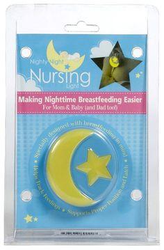 Nighty Night Nursing Light for Mums!