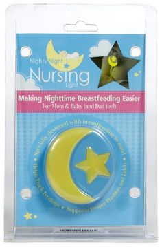 Nighty Night Nursing Light for Mums!