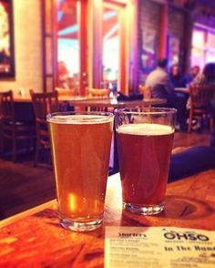 Great beer, a fun menu and dog-friendly patio? Count us in.