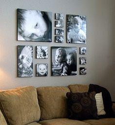 CANVAS - Home Decor , DIY  Crafts