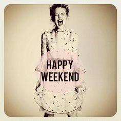 Elle Fanning. ¡Buenos días y feliz fin de semana! Good morning and happy weekend!