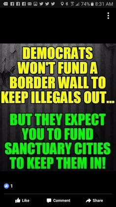 Each time an illegal gets sent back to their own country we should give them a parting gift.their very own Liberal to take with them! Starting with Hollywood and Washington Liberals! JUST KIDDING.DONT FREAK OUT! Liberal Hypocrisy, Liberal Logic, Liberal Tears, Politicians, Sanctuary City, Out Of Touch, Conservative Politics, Political Views, In This World