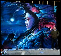 Dank coming to Birmingham on 6th September 2014 for the City of Colours Street Art Festival http://visitbirmingham.com/what-to-do/festivals-events/art-photography-culture/city-of-colours-street-art/