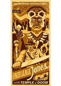 Alternative Movie Posters I-J