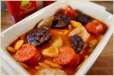 Fabada Asturiana!! Spanish meat and bean stew from Asturias